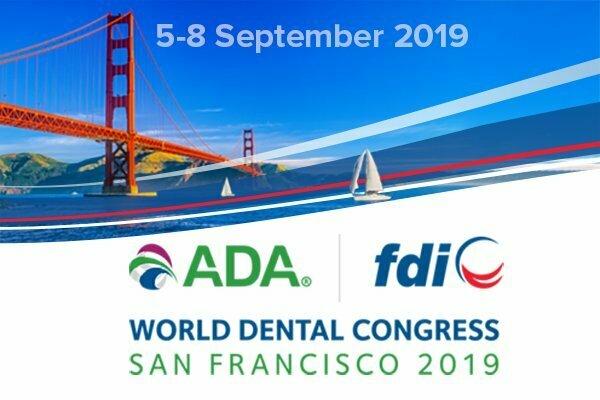 ADA/ FDI 2019, San Francisco, CA